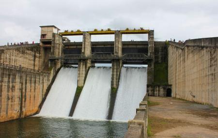 Karapuzha Dam Image