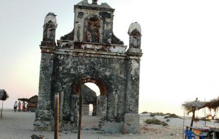 Dhanushkodi Temple Image