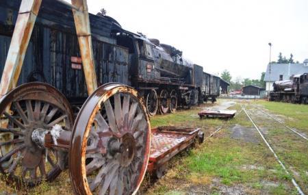 Slovenian Railway Museum Image
