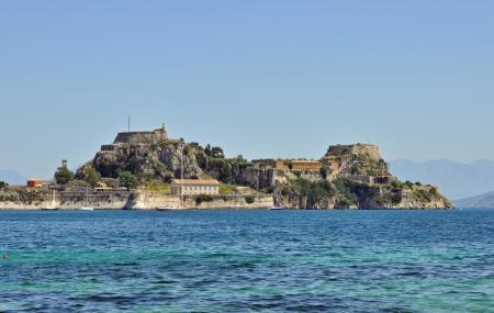 Old Fortress Corfu Image