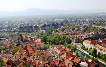 Ljubljana Old Town, Ljubljana