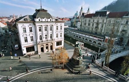 Presernov Square Image