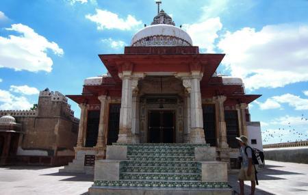 Jain Temple Bhandasar Image