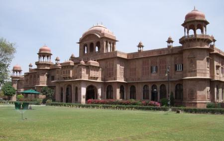 Lalgarh Palace Image
