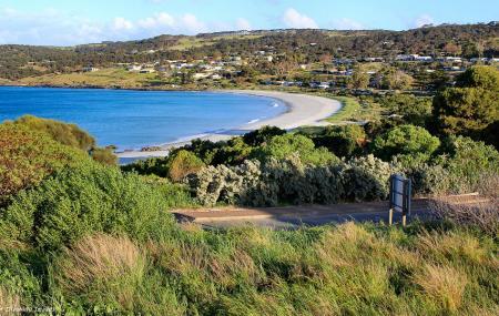 Hog Bay Beach Penneshaw Image