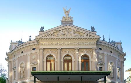 Opera House Image