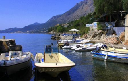 Corfu Boat Hire Image