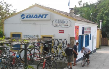 Corfu Mountain Bike Shop Image