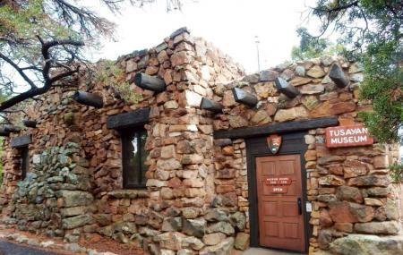 Tusayan Ruins And Museum Image