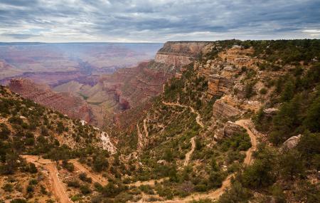 Bright Angel Trail Image