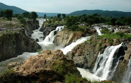 Aruvikuzhi Waterfalls Image