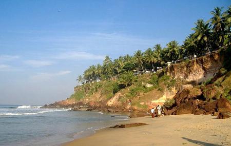 Kumarakom Beach Image