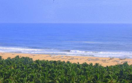 Chowara Beach Image