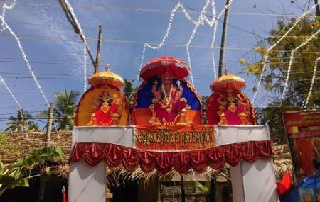 Palkulangara Devi Temple Image