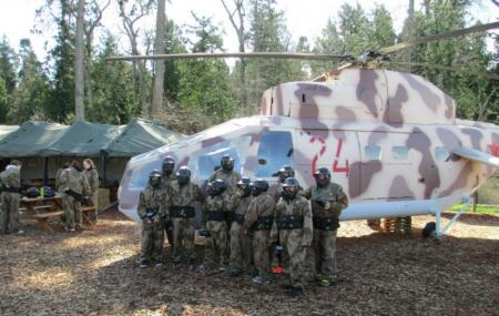 Delta Force Paintball Reading Image