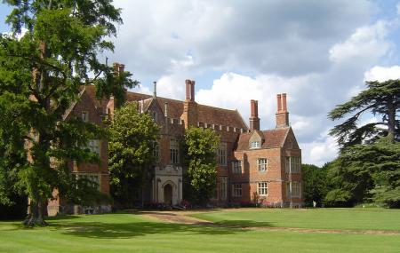 Mapledurham House Image