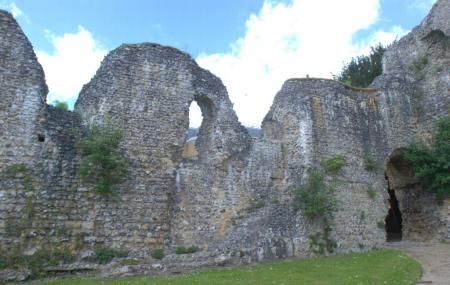 Reading Abbey Ruins Image