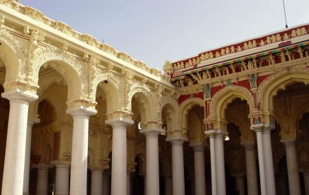 Thirumalain Nayakar Mahal Image