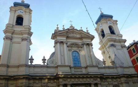 Santa Margherita Di Antiochia Church Image