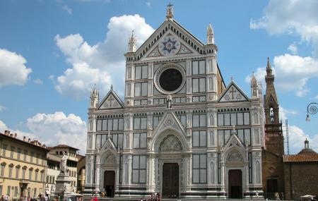 Basilica Di Santa Croce And Pazzi Chapel Image