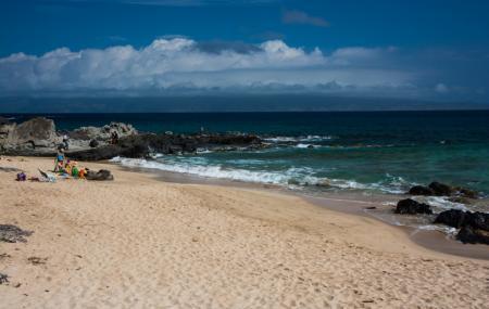 Oneloa Beach Image