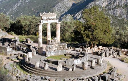 Ruins Of Delphi Image