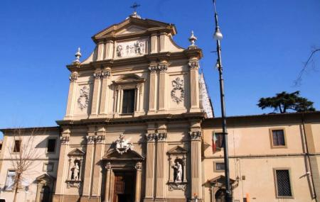 San Marco Convent Church And Museum Image