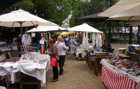 Balmain Market Image
