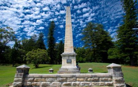 Captain Cook's Landing Place Image