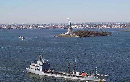 New York Harbor Image