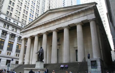 Wall Street New York Image