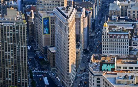 Flatiron Building Image