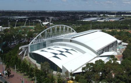 Sydney International Aquatic And Athletic Centres Image
