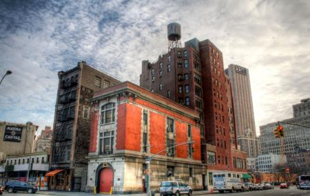 Ghostbusters Fire Station Image