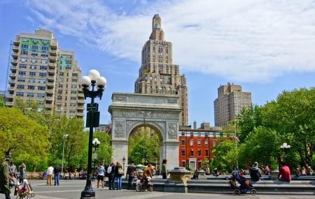 Washington Square Park Image