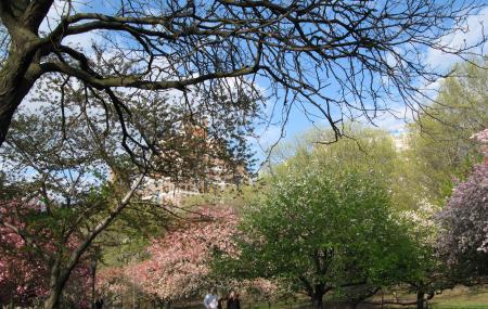 Riverside Park, New York City