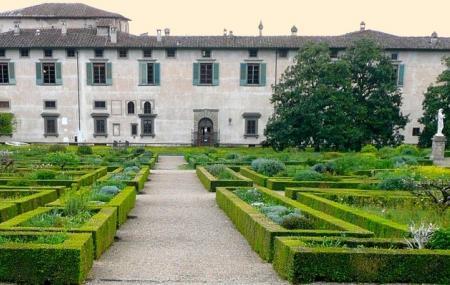 Villa Medicea Di Castello Image