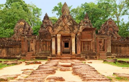 Banteay Srei Image