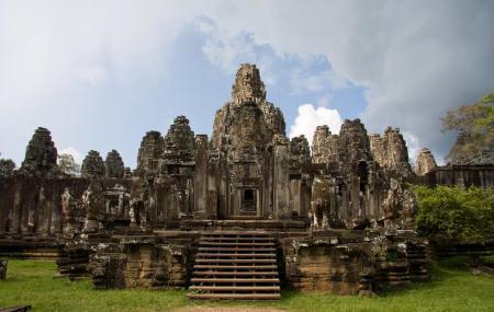 The Bayon, Siem Reap