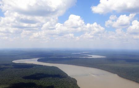 Iguacu River Image
