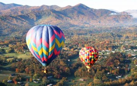 Asheville Hot Air Balloons Image