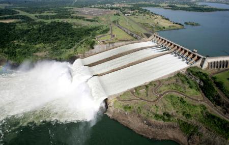Itaipu Hydroelectric Dam, Foz Do Iguacu