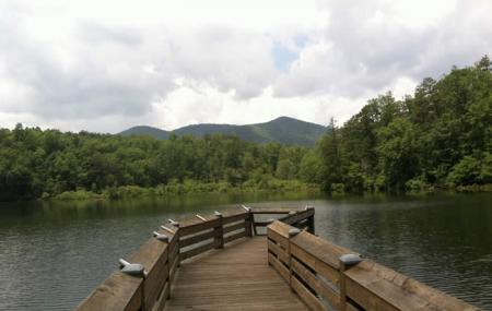 Lake Powhatan Recreation Area And Campground Image