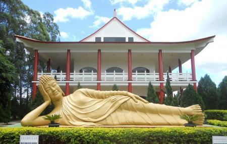 Buddhist Temple Image