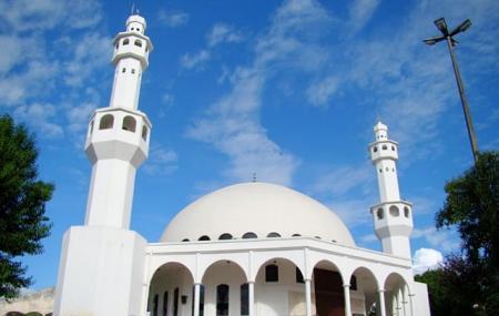 Muslim Mosque Image