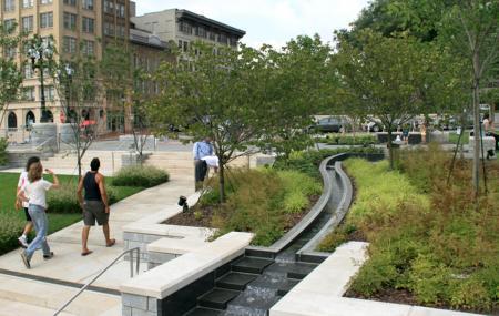 Pack Square Park Image