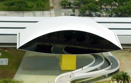 Museu Oscar Niemeyer Image