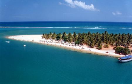 Praia Do Gunga Image