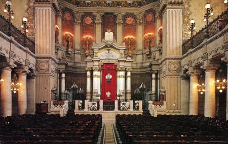 Great Synagogue Of Rome Image