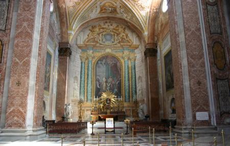 Basilica Santa Maria Degli Angeli E Dei Martiri Image